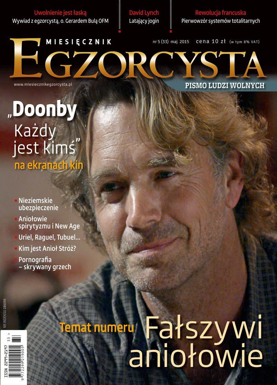 Miesięcznik Egzorcysta. Maj 2015 - Ebook (Książka PDF) do pobrania w formacie PDF