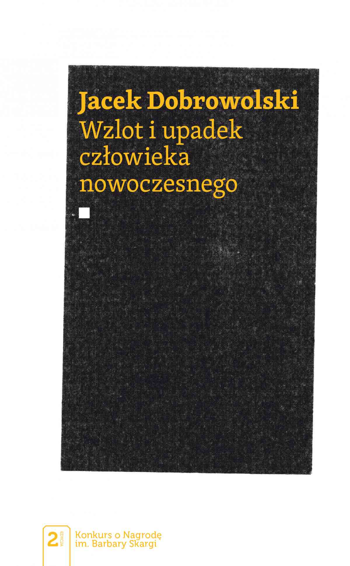 Wzlot i upadek człowieka nowoczesnego - Ebook (Książka EPUB) do pobrania w formacie EPUB