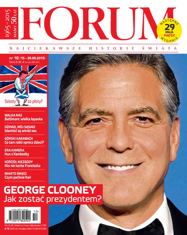 Forum nr 10/2015 - Ebook (Książka PDF) do pobrania w formacie PDF