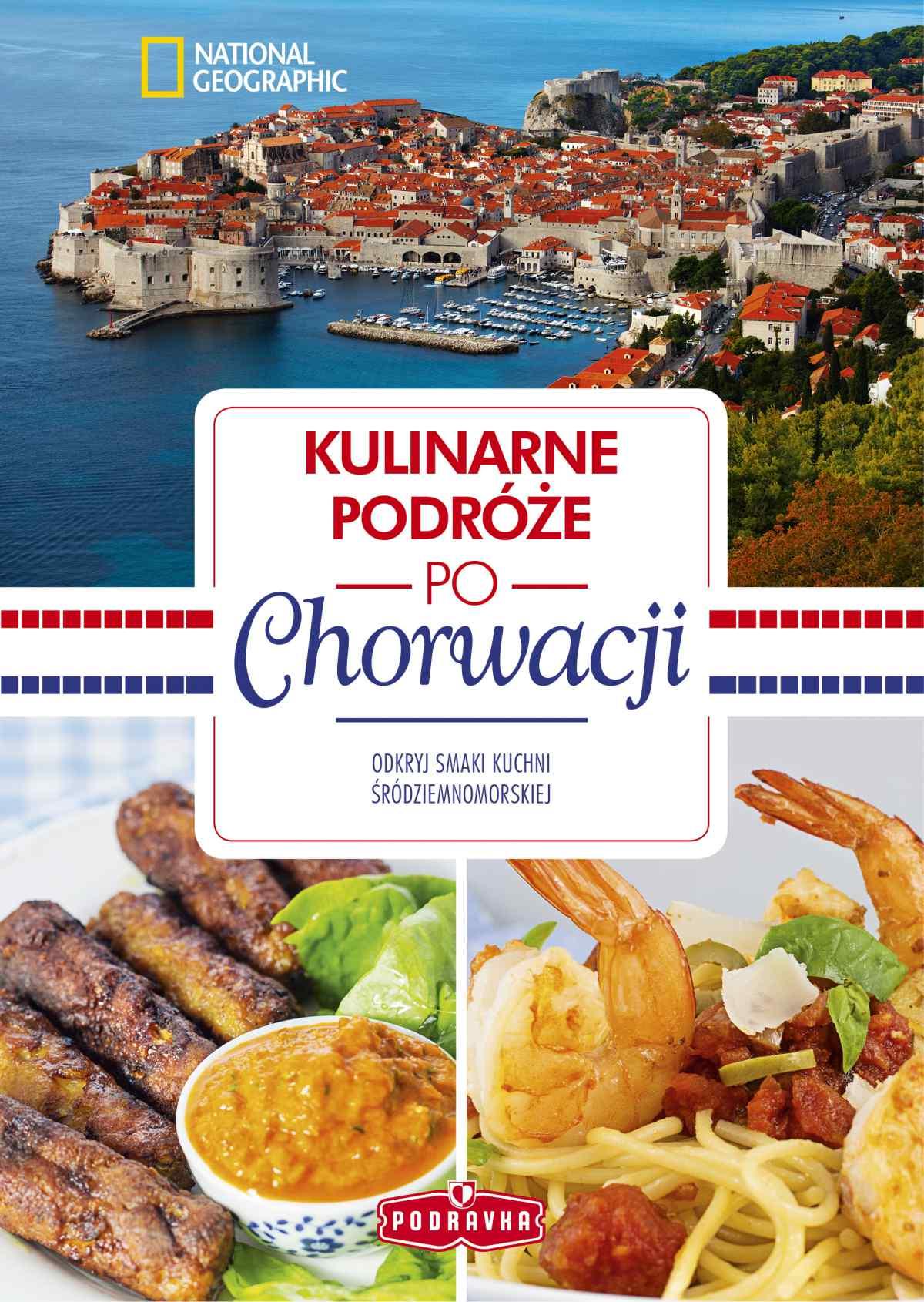 Kulinarne podróże po Chorwacji - Ebook (Książka EPUB) do pobrania w formacie EPUB