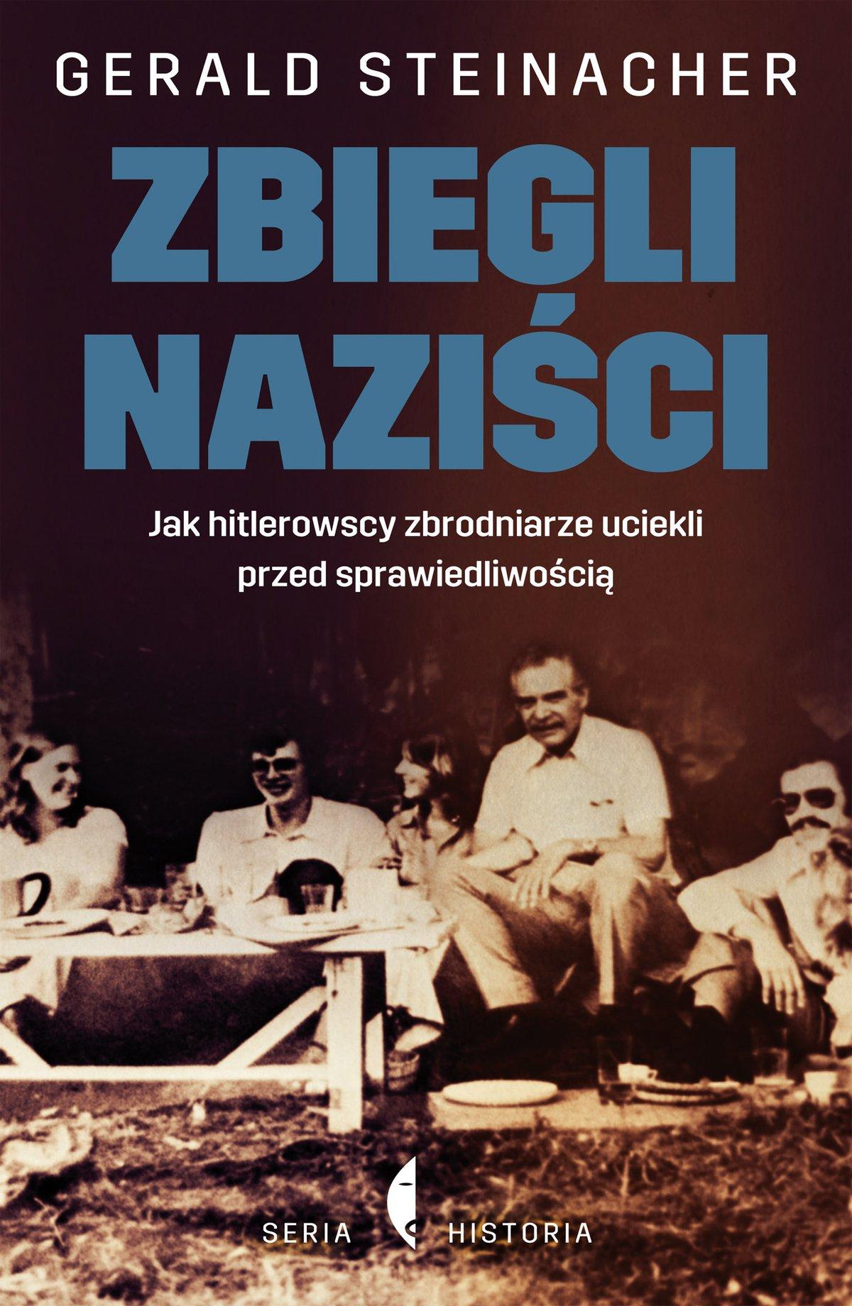 Zbiegli naziści - Ebook (Książka EPUB) do pobrania w formacie EPUB