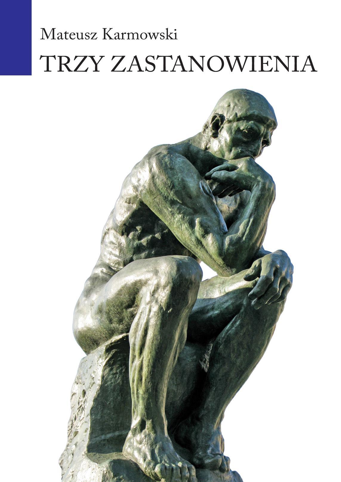 Trzy zastanowienia - Ebook (Książka EPUB) do pobrania w formacie EPUB