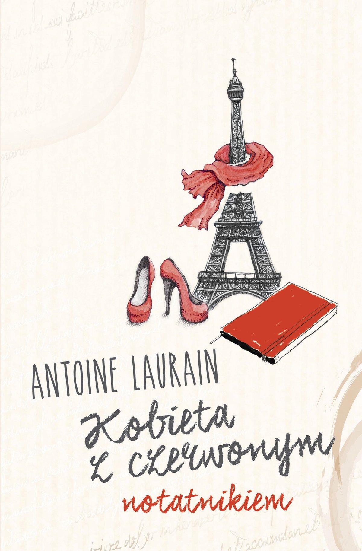 Kobieta z czerwonym notatnikiem - Ebook (Książka EPUB) do pobrania w formacie EPUB