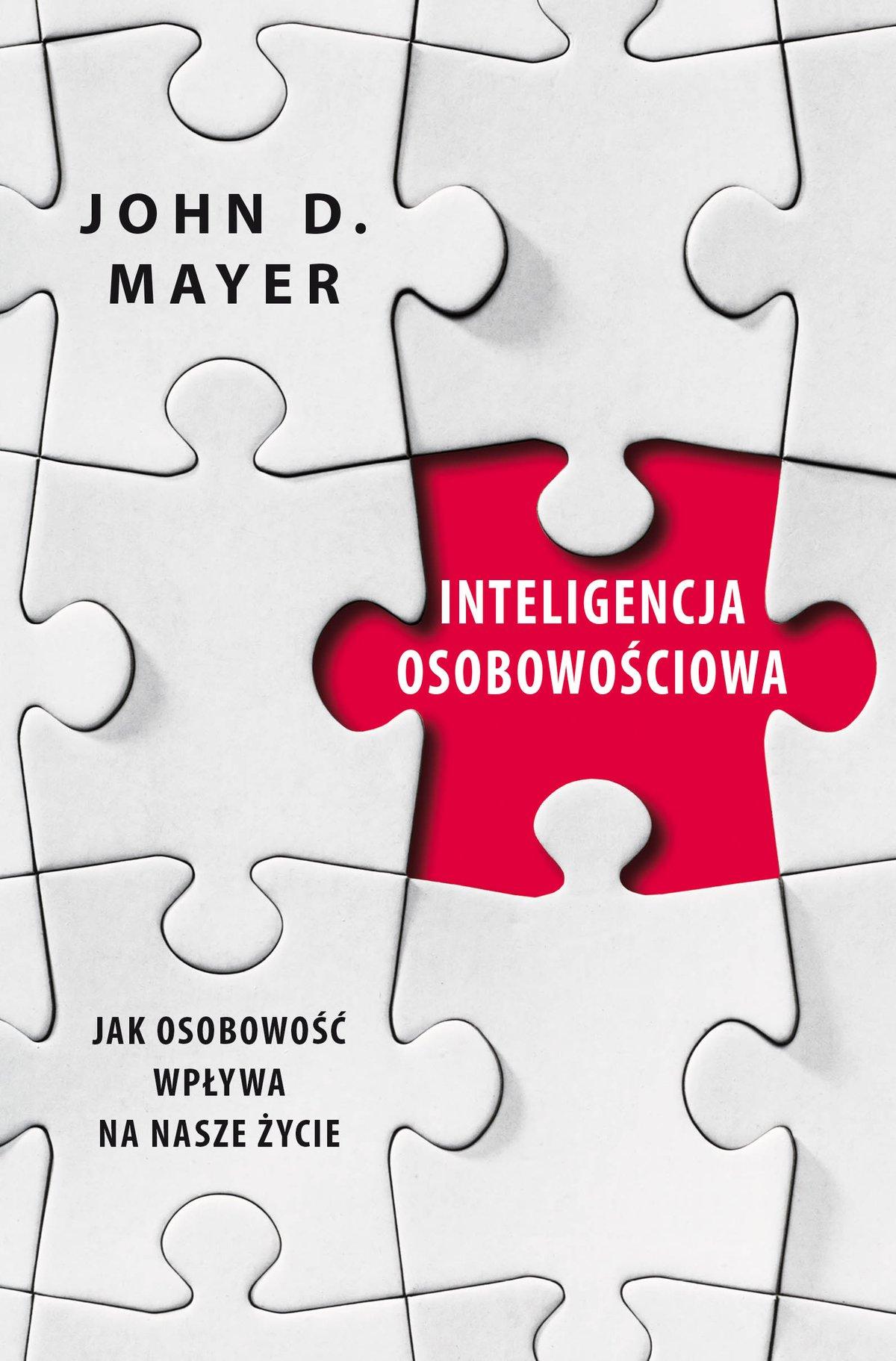 Inteligencja osobowościowa - Ebook (Książka EPUB) do pobrania w formacie EPUB