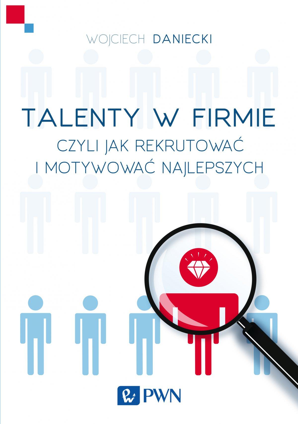 Talenty w firmie - Ebook (Książka na Kindle) do pobrania w formacie MOBI