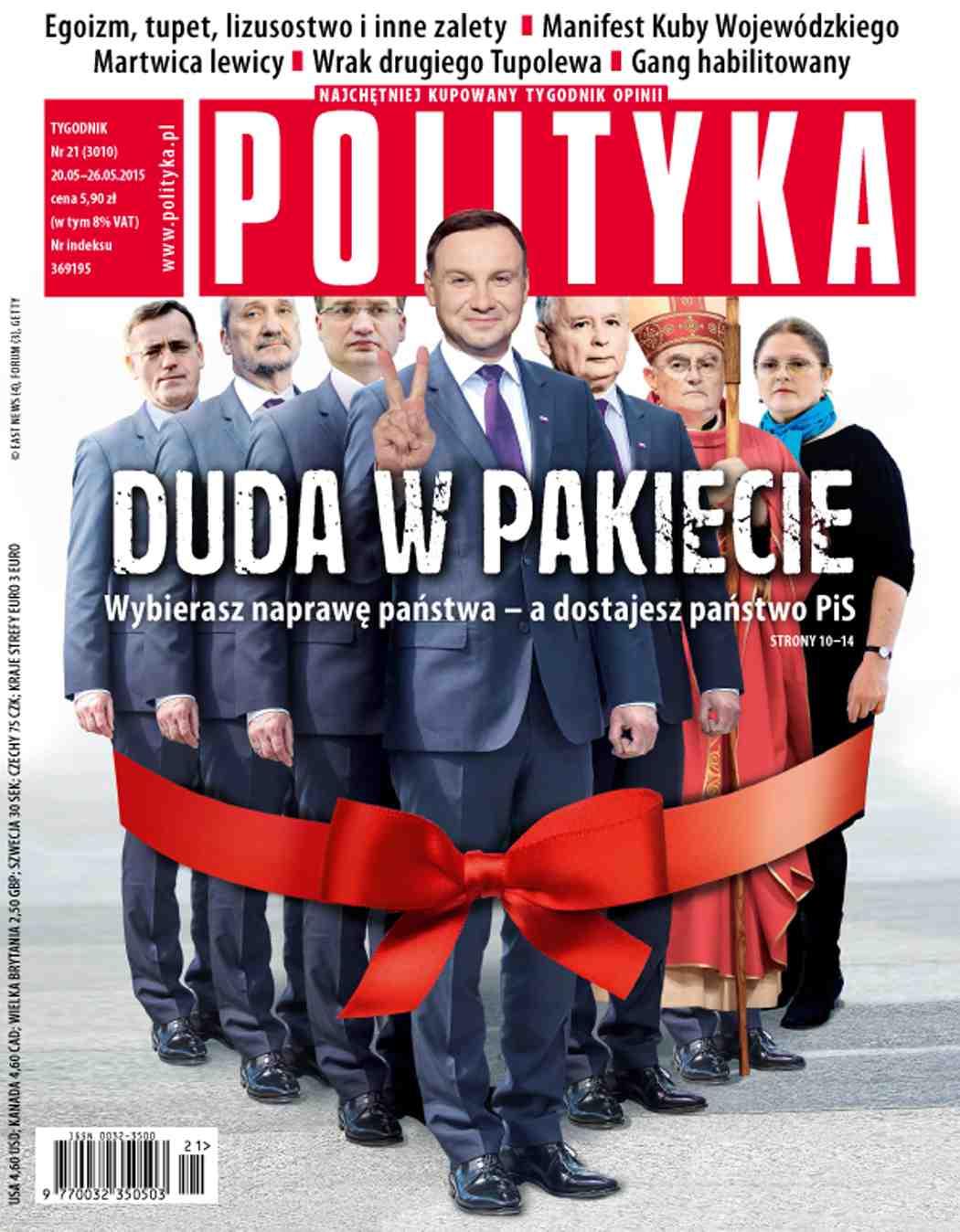 Polityka nr 21/2015 - Ebook (Książka PDF) do pobrania w formacie PDF