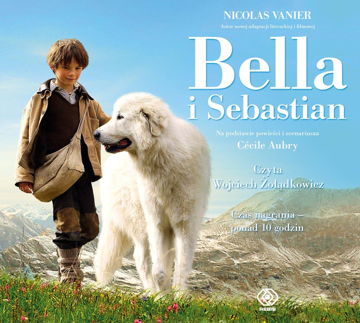 Bella i Sebastian - Audiobook (Książka audio MP3) do pobrania w całości w archiwum ZIP