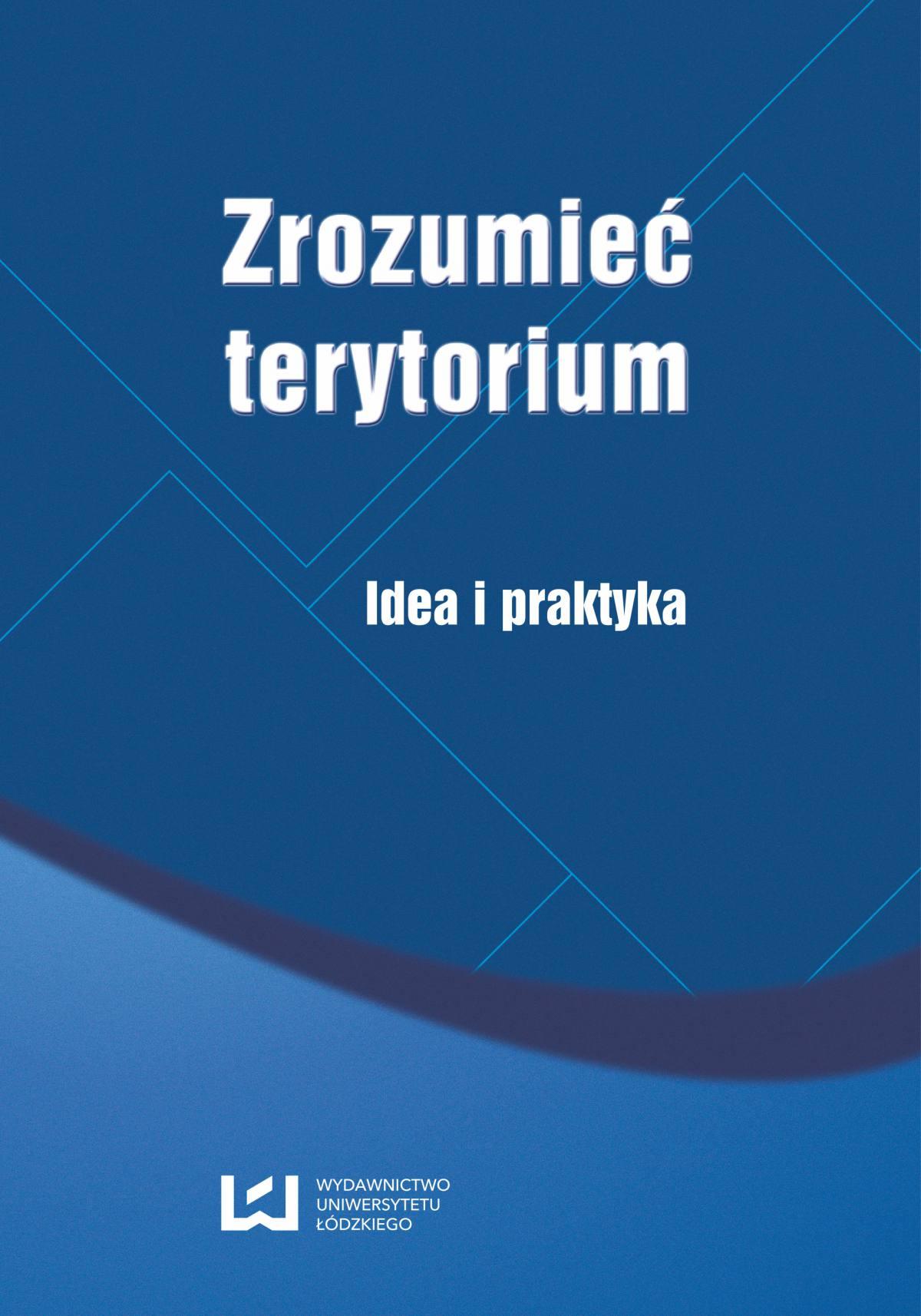 Zrozumieć terytorium. Idea i praktyka - Ebook (Książka PDF) do pobrania w formacie PDF