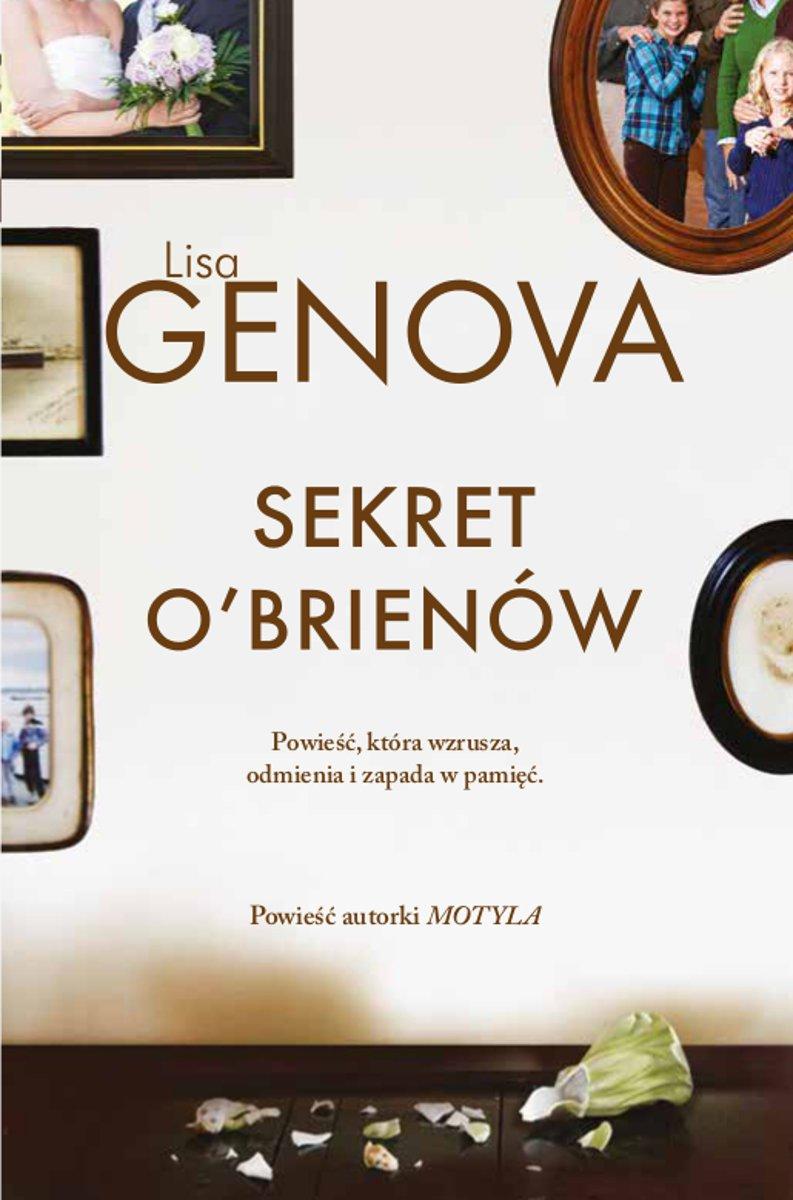Sekret O'Brienów - Ebook (Książka EPUB) do pobrania w formacie EPUB