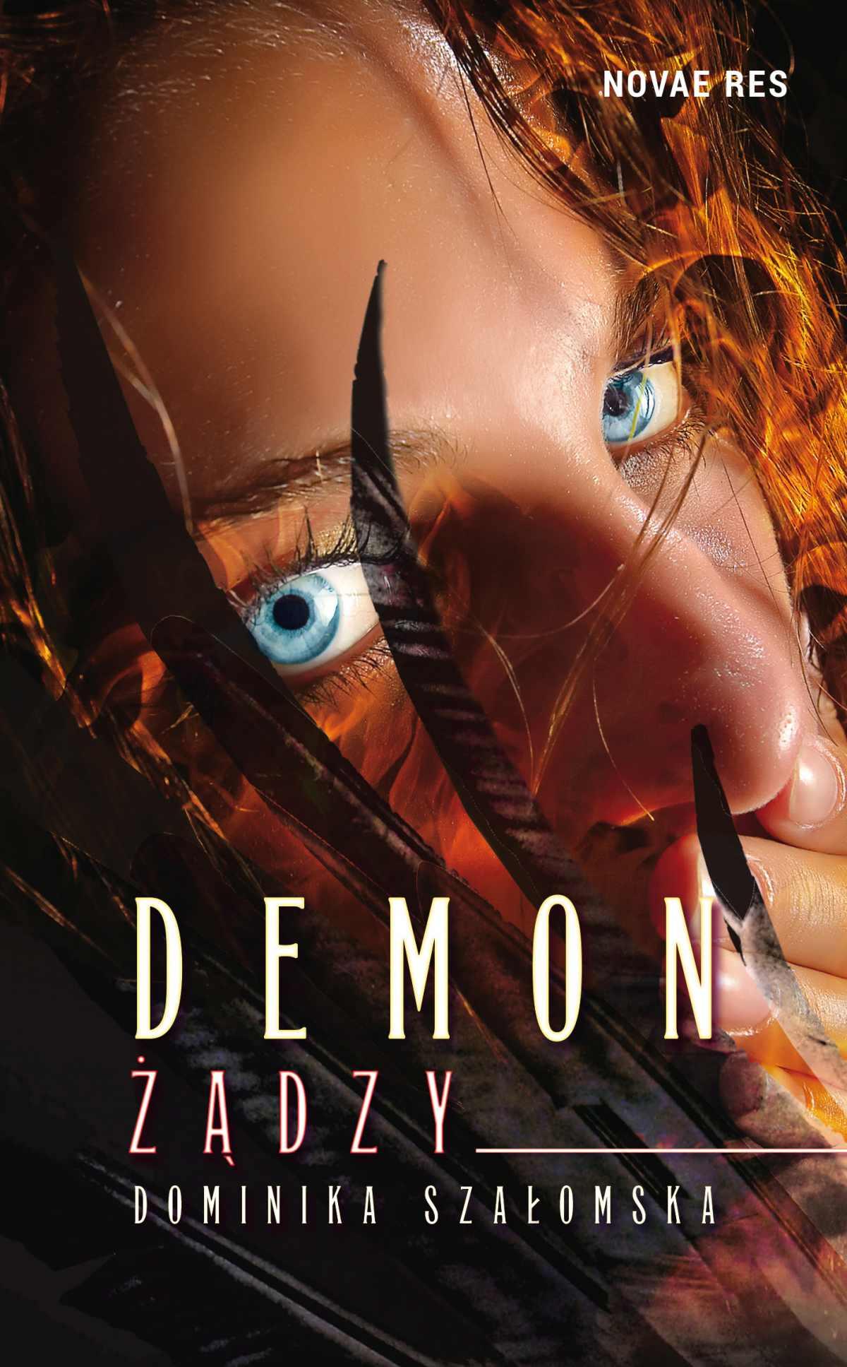 Demon żądzy - Ebook (Książka EPUB) do pobrania w formacie EPUB