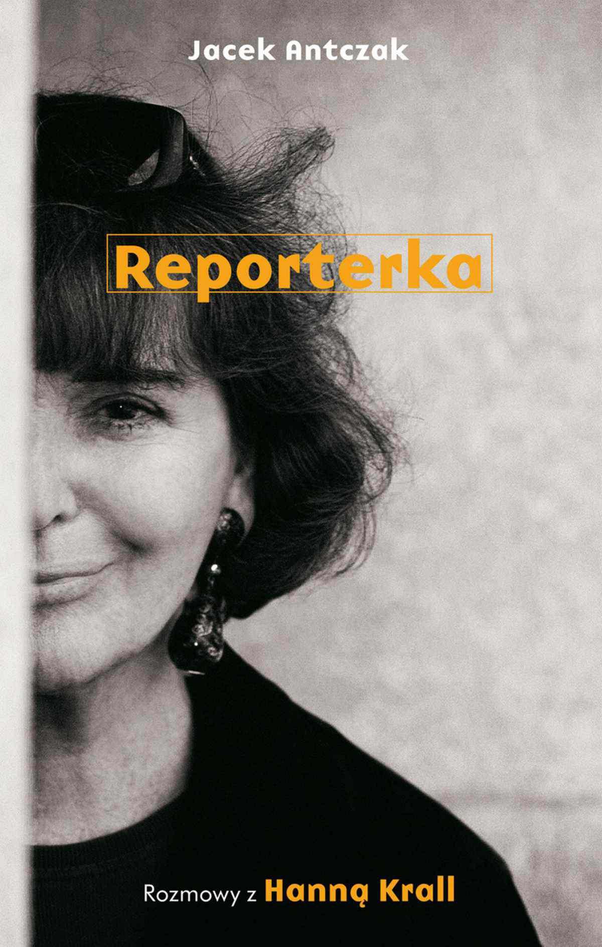Reporterka. Rozmowy z Hanną Krall - Ebook (Książka EPUB) do pobrania w formacie EPUB