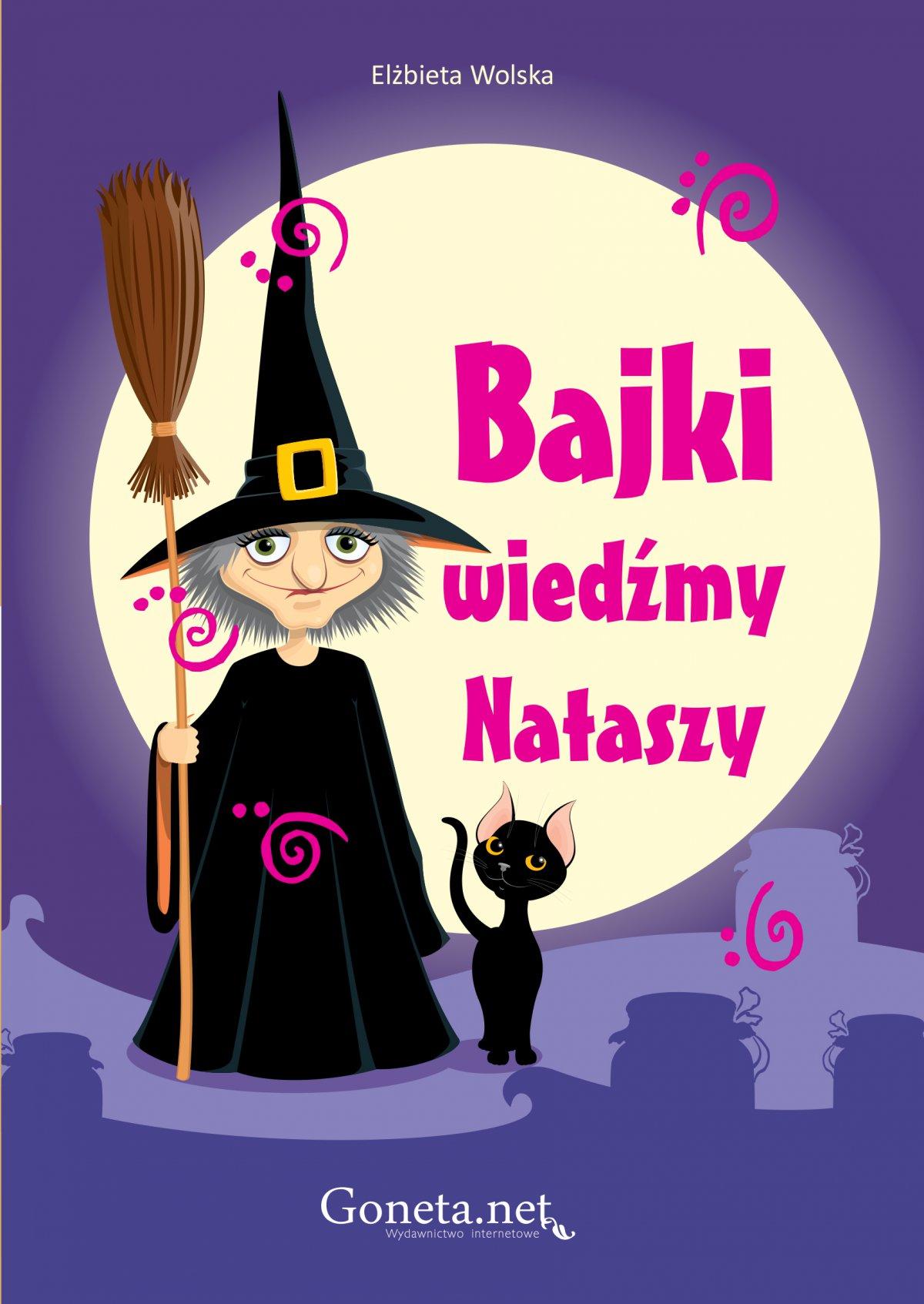 Bajki wiedźmy Nataszy - Ebook (Książka na Kindle) do pobrania w formacie MOBI