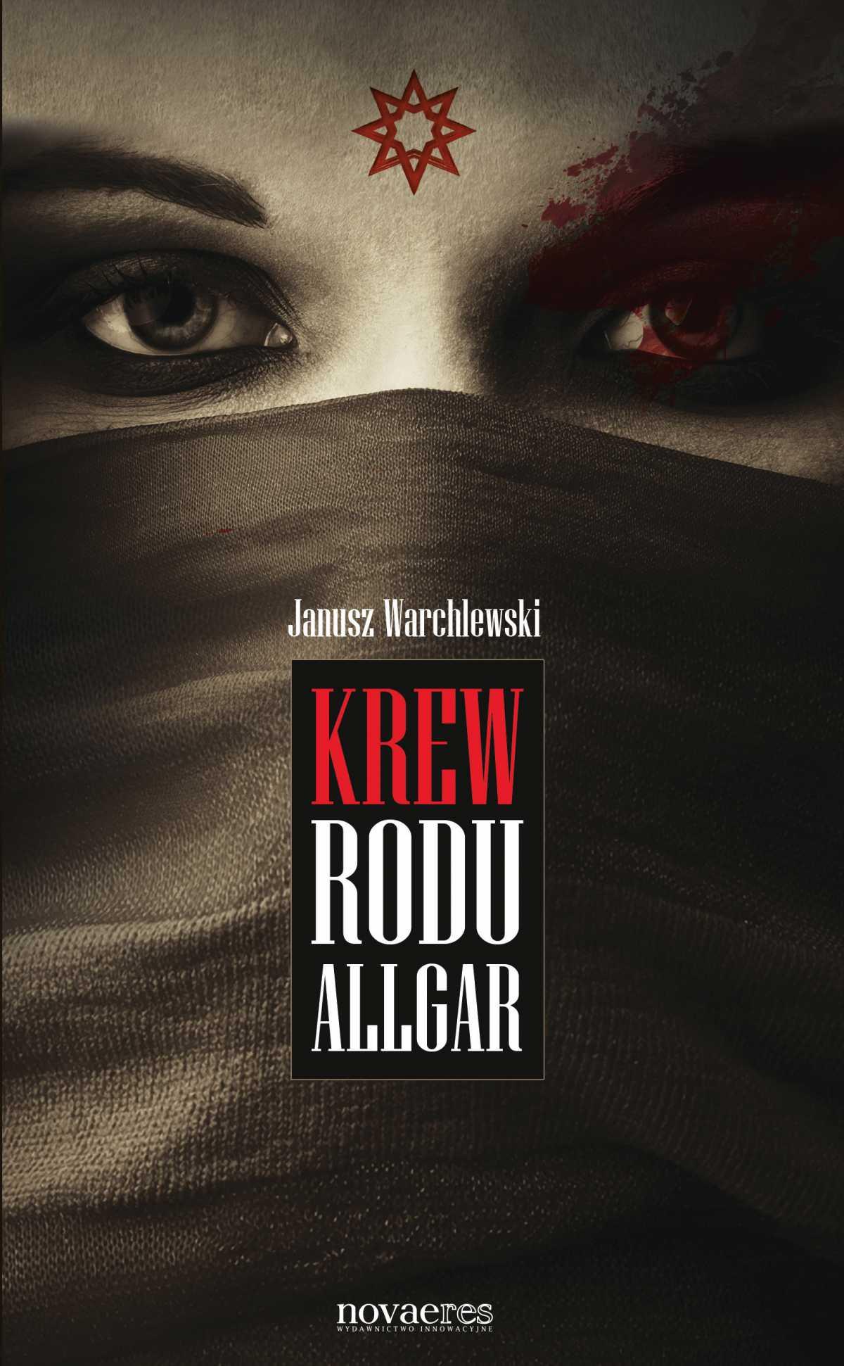 Krew Rodu Allgar - Ebook (Książka EPUB) do pobrania w formacie EPUB