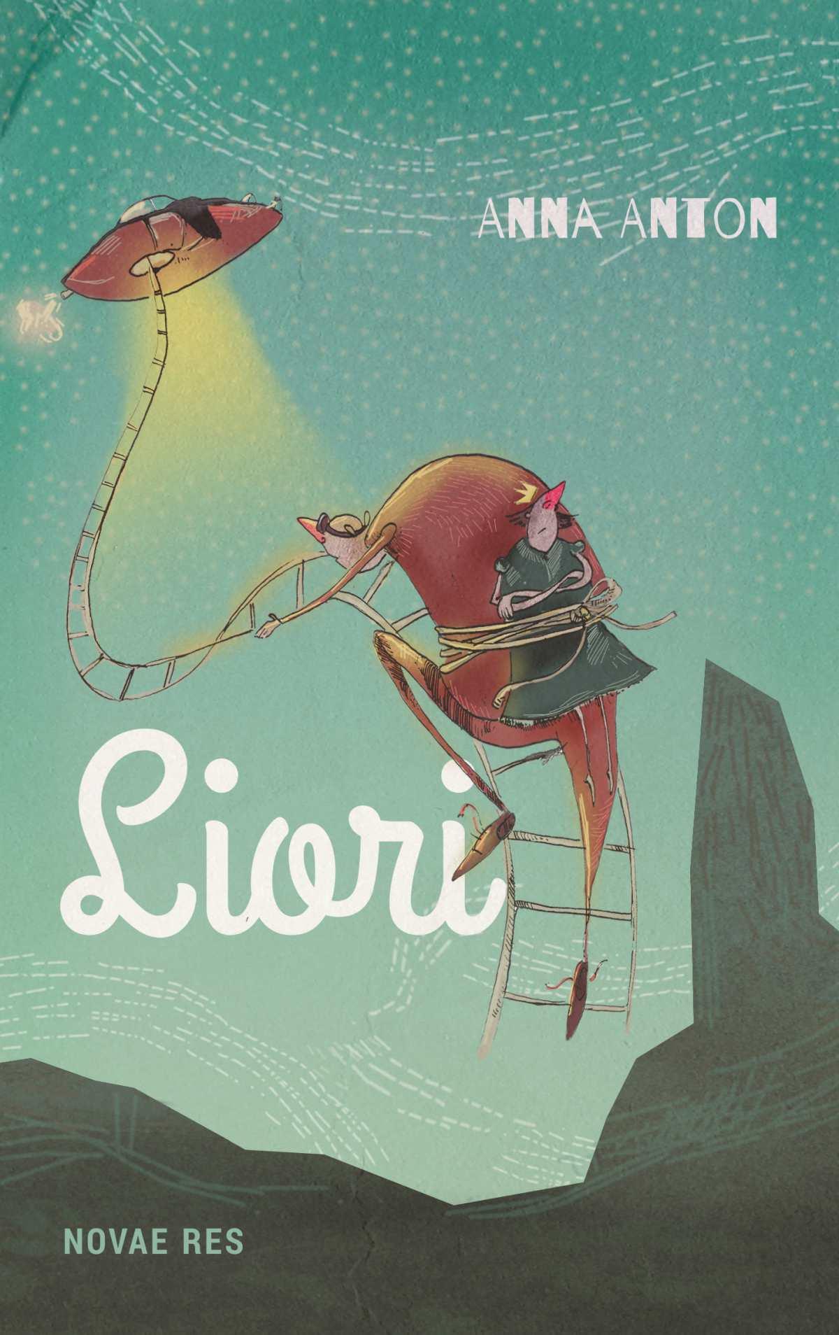 Liori - Ebook (Książka na Kindle) do pobrania w formacie MOBI