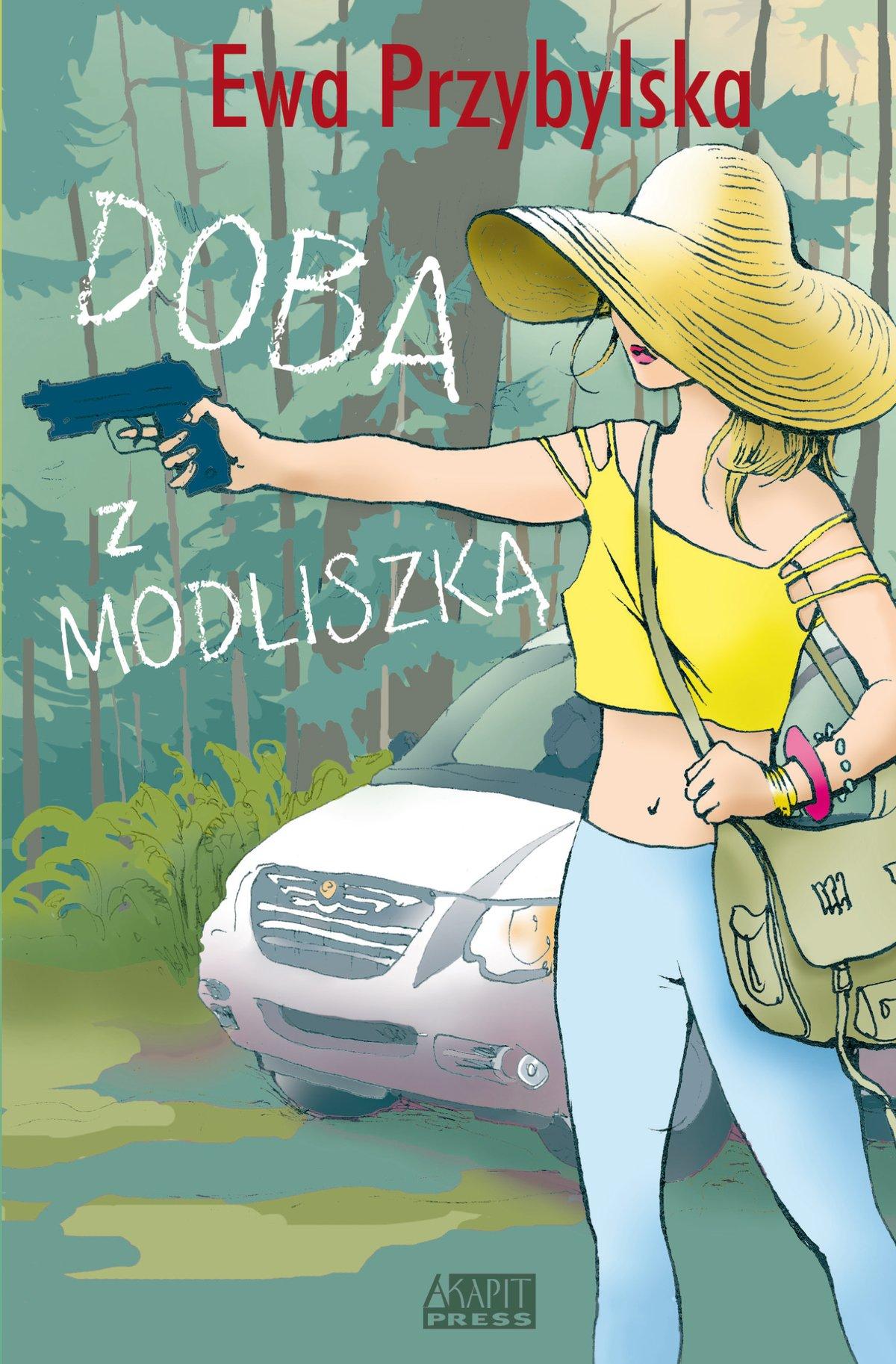 Doba z modliszką - Ebook (Książka na Kindle) do pobrania w formacie MOBI