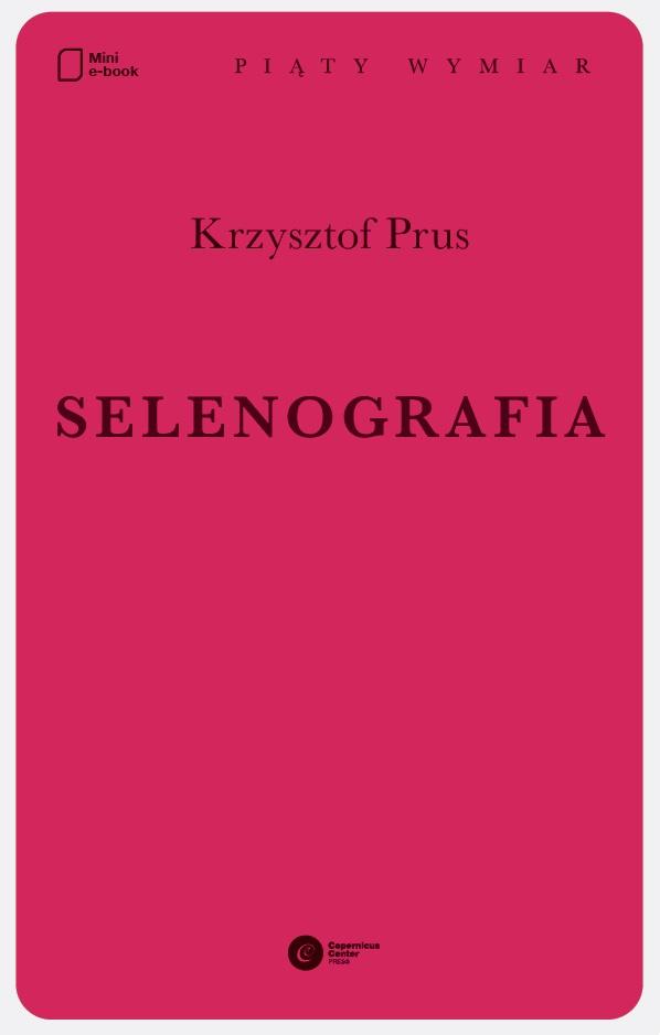 Selenografia - Ebook (Książka EPUB) do pobrania w formacie EPUB