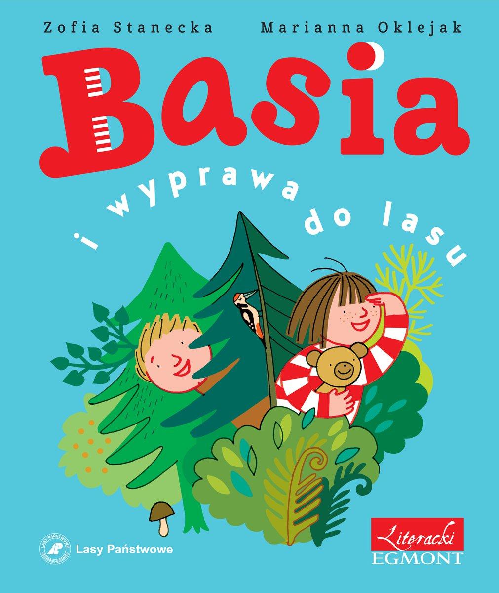 Basia i wyprawa do lasu - Ebook (Książka PDF) do pobrania w formacie PDF