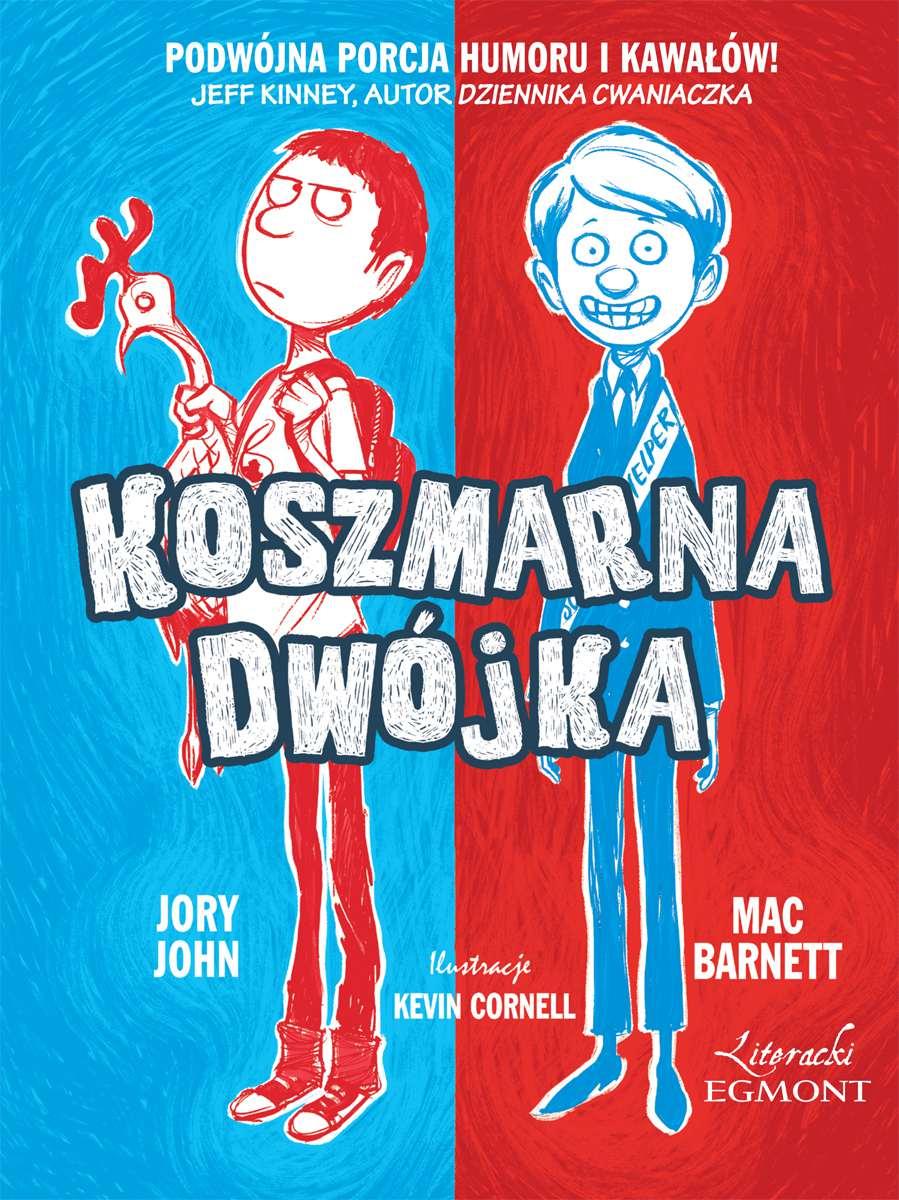 Koszmarna dwójka - Ebook (Książka PDF) do pobrania w formacie PDF