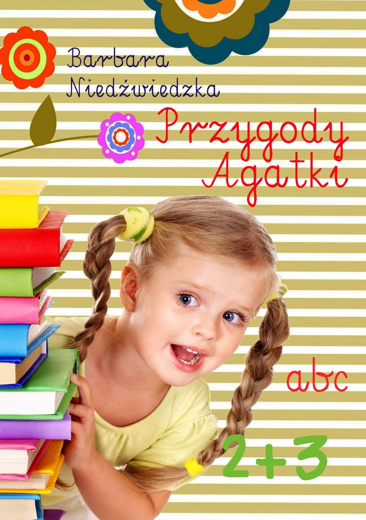 Przygody Agatki - Ebook (Książka EPUB) do pobrania w formacie EPUB