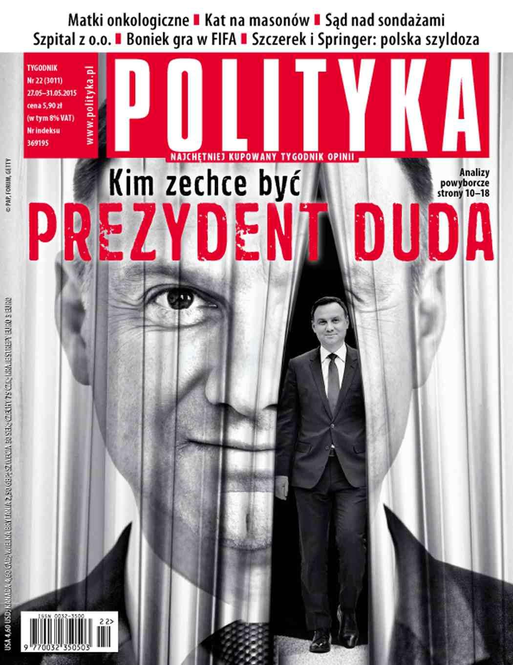 Polityka nr 22/2015 - Ebook (Książka PDF) do pobrania w formacie PDF