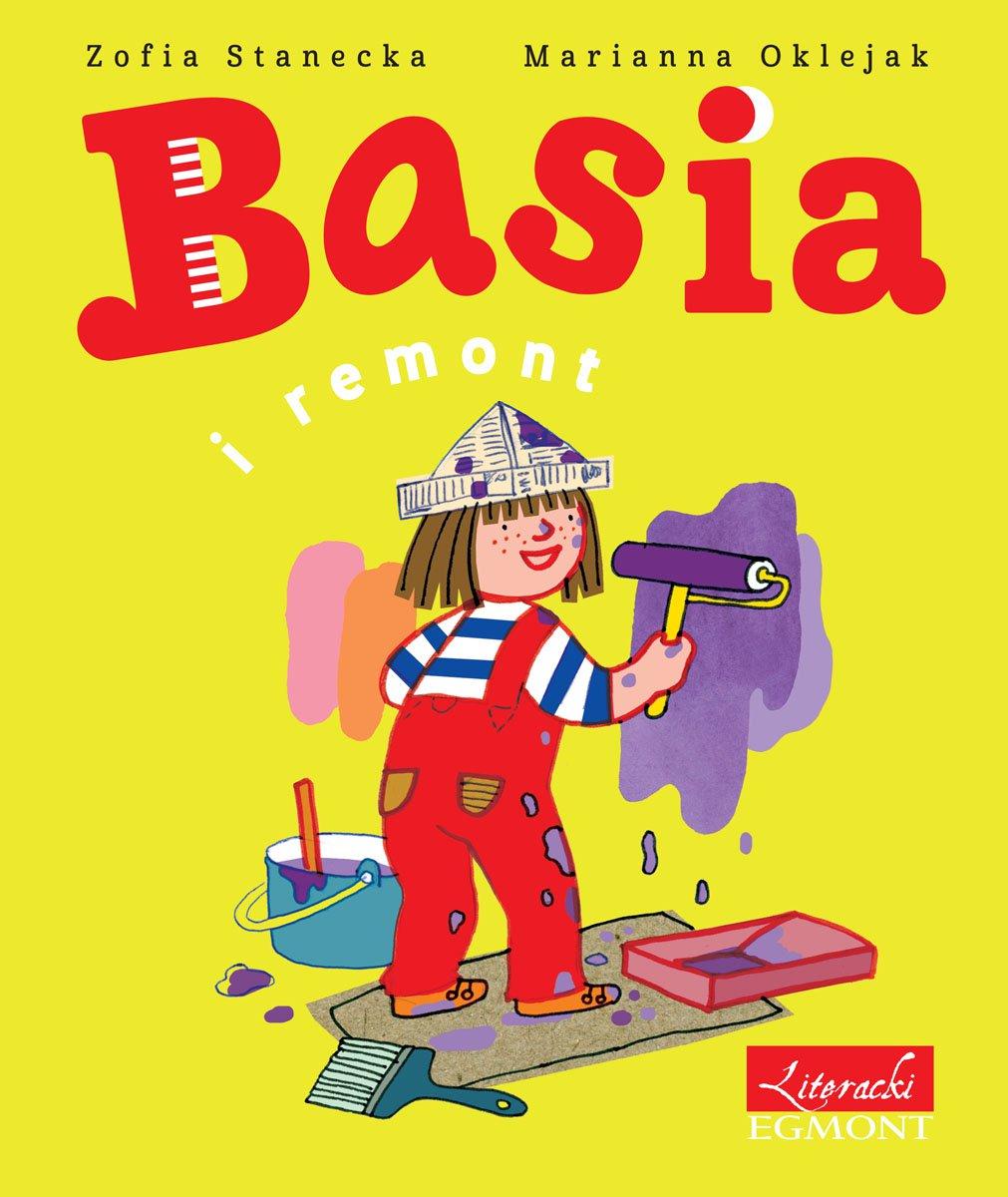 Basia i remont - Ebook (Książka PDF) do pobrania w formacie PDF