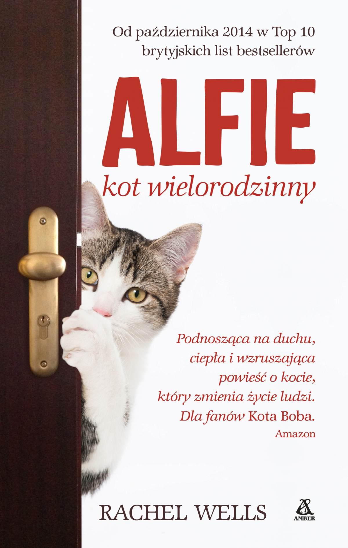 Alfie – kot wielorodzinny - Ebook (Książka EPUB) do pobrania w formacie EPUB