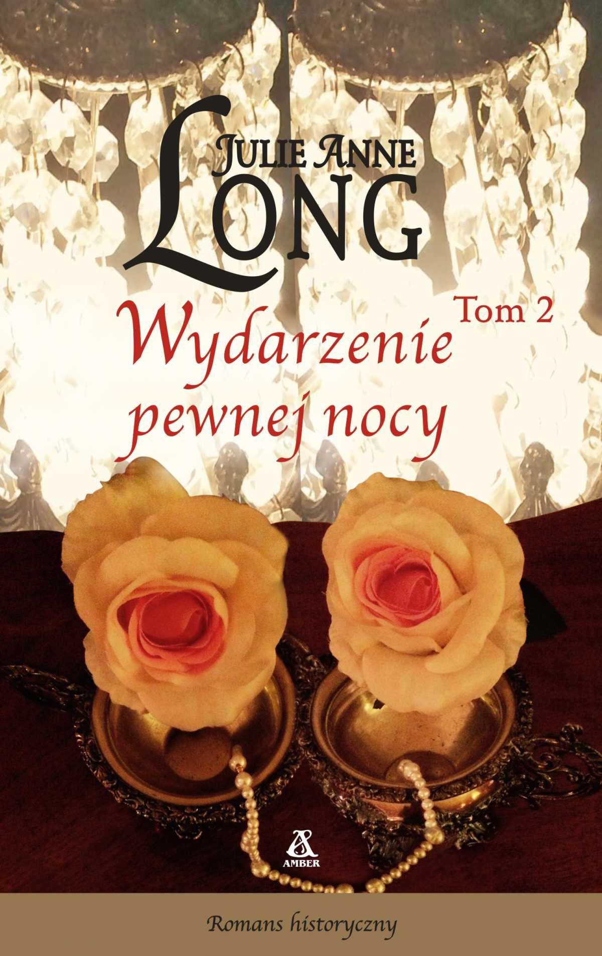 Wydarzenie pewnej nocy. Tom 2 - Ebook (Książka na Kindle) do pobrania w formacie MOBI