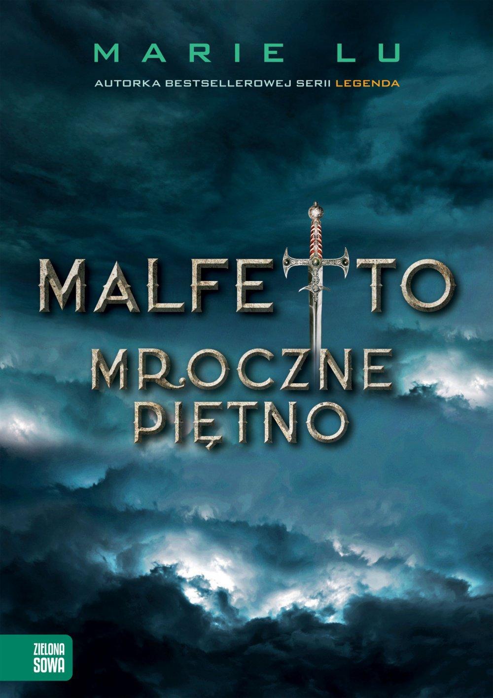 Malfetto. Mroczne piętno - Ebook (Książka EPUB) do pobrania w formacie EPUB