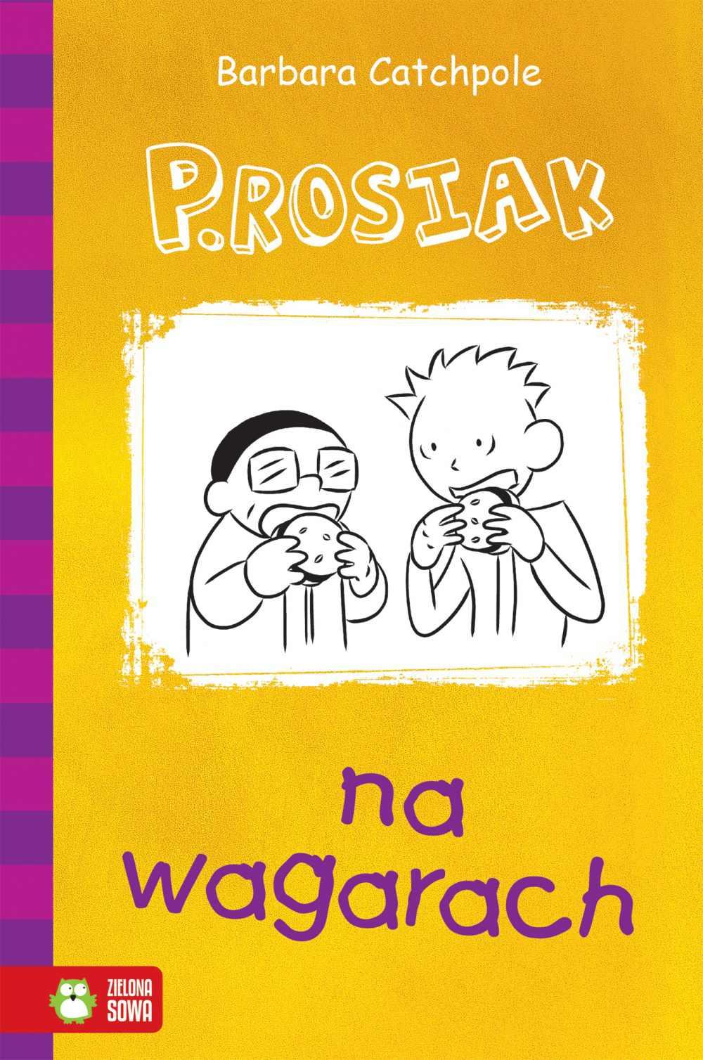 P.Rosiak na wagarach - Ebook (Książka EPUB) do pobrania w formacie EPUB