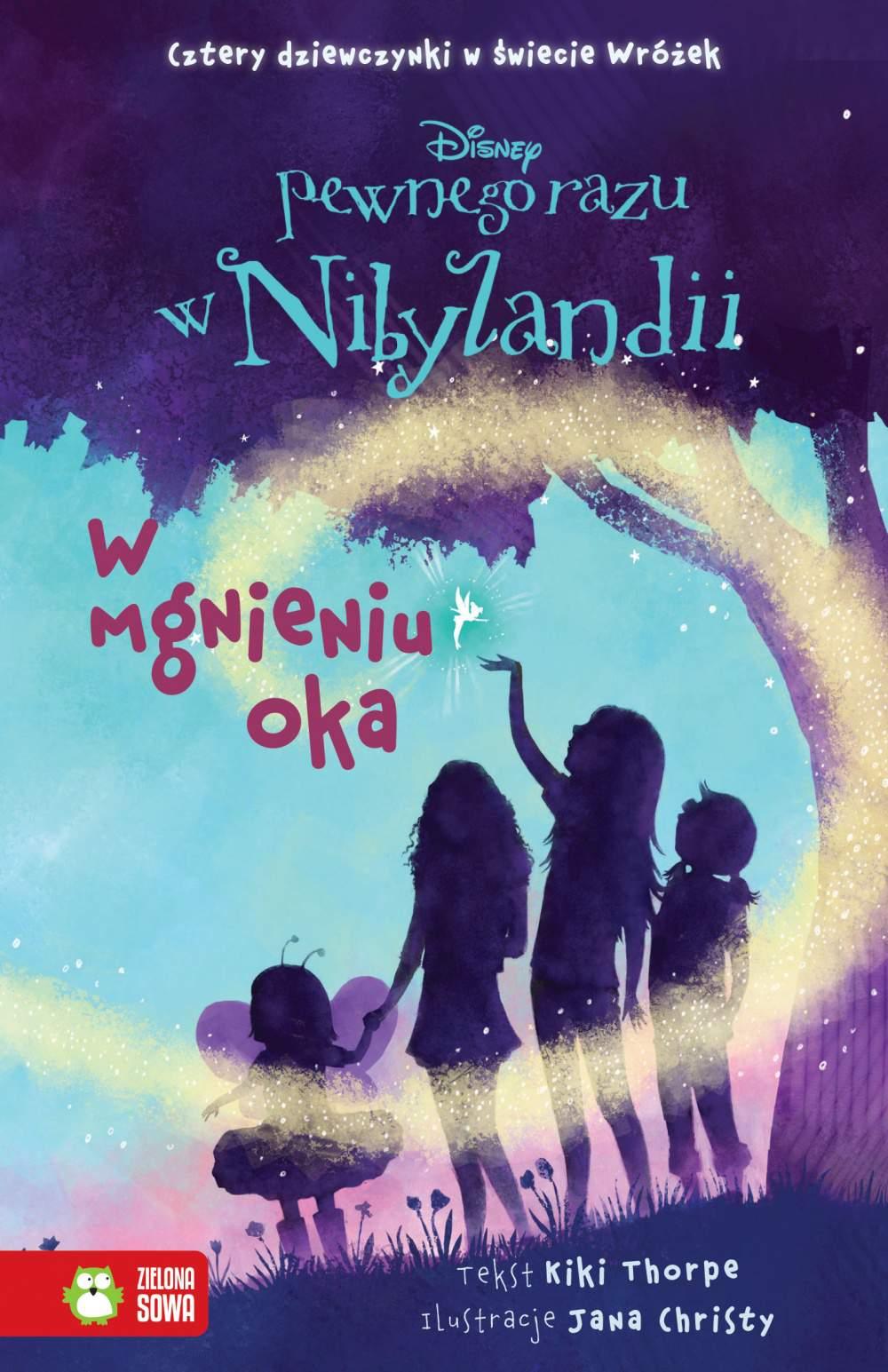 Pewnego razu w Nibylandii. W mgnieniu oka - Ebook (Książka na Kindle) do pobrania w formacie MOBI