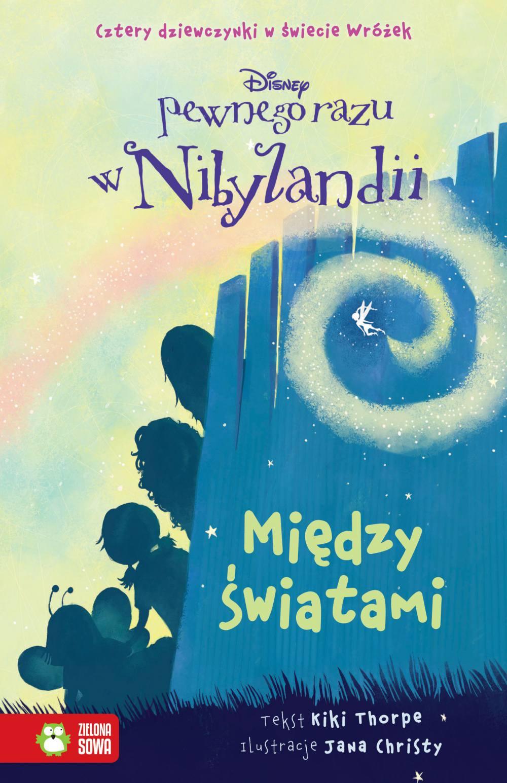 Pewnego razu w Nibylandii. Między światami - Ebook (Książka na Kindle) do pobrania w formacie MOBI