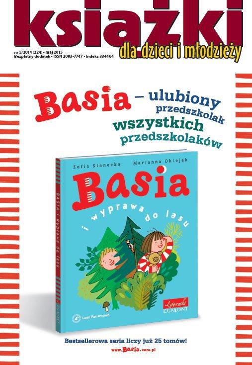 Magazyn Literacki KSIĄŻKI 5/2015 - dodatek Książki dla dzieci i młodzieży - Ebook (Książka PDF) do pobrania w formacie PDF