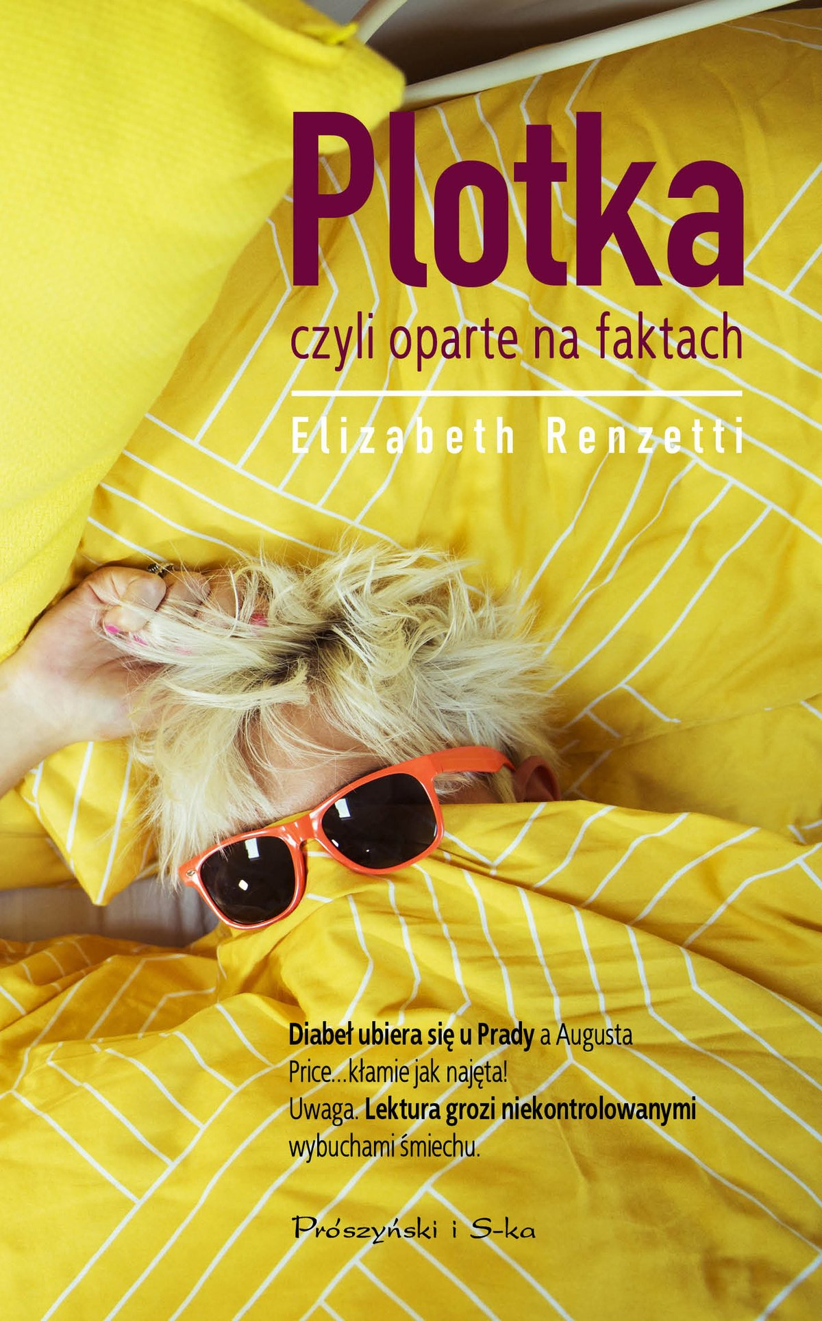 Plotka, czyli oparte na faktach - Ebook (Książka EPUB) do pobrania w formacie EPUB