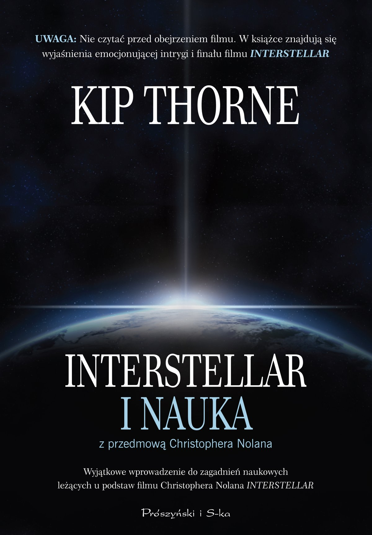 Interstellar i nauka - Ebook (Książka na Kindle) do pobrania w formacie MOBI