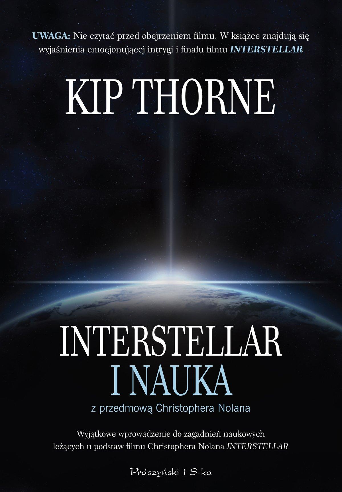 Interstellar i nauka - Ebook (Książka EPUB) do pobrania w formacie EPUB