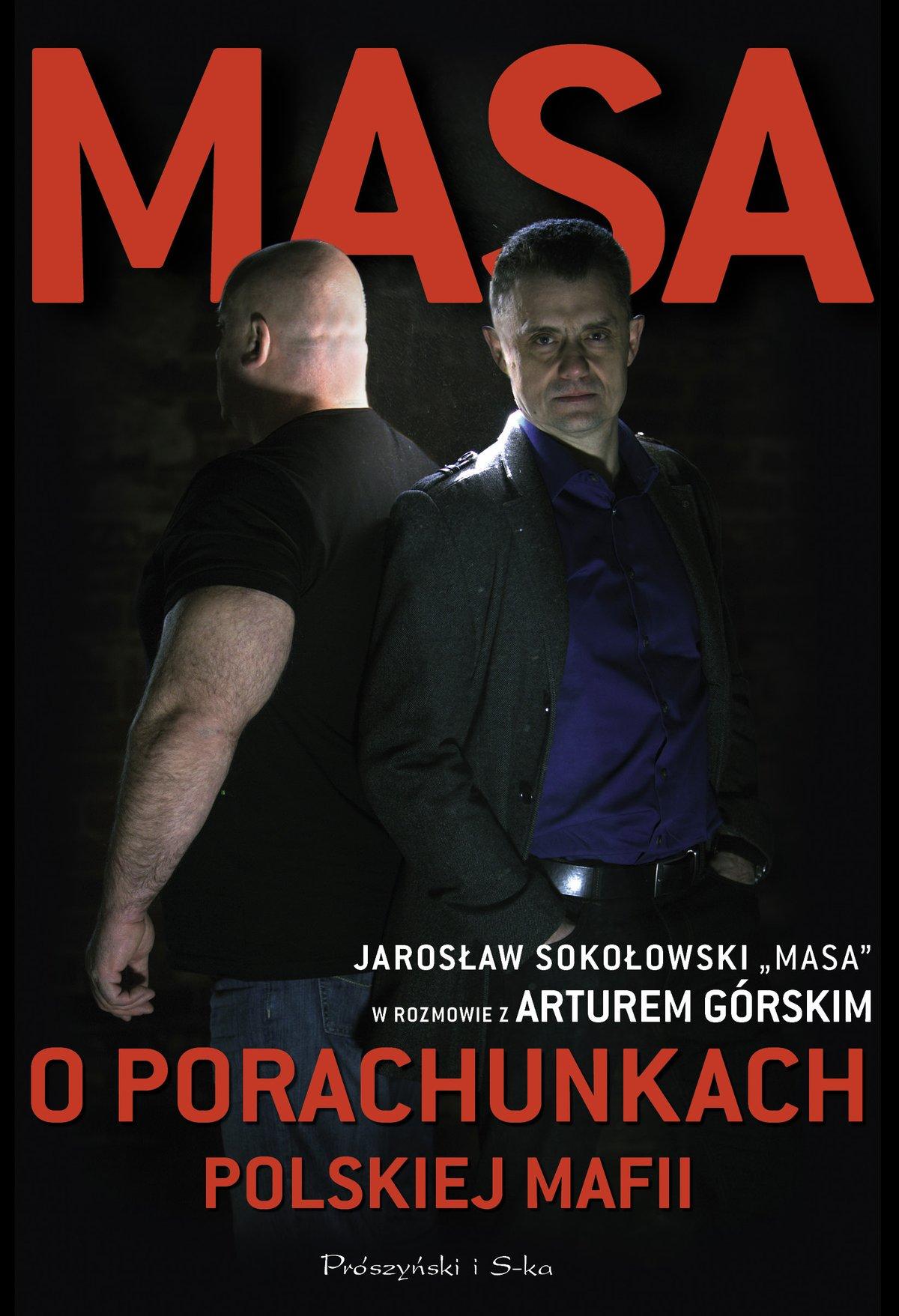 Masa o porachunkach polskiej mafii - Ebook (Książka EPUB) do pobrania w formacie EPUB