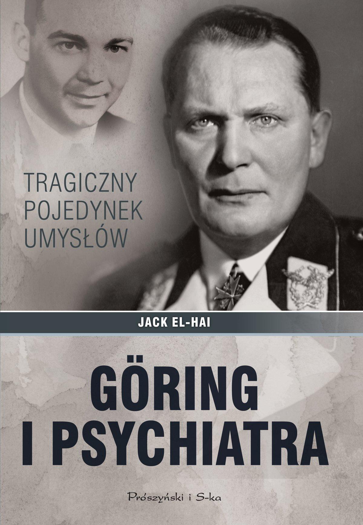 Göring i psychiatra - Ebook (Książka na Kindle) do pobrania w formacie MOBI
