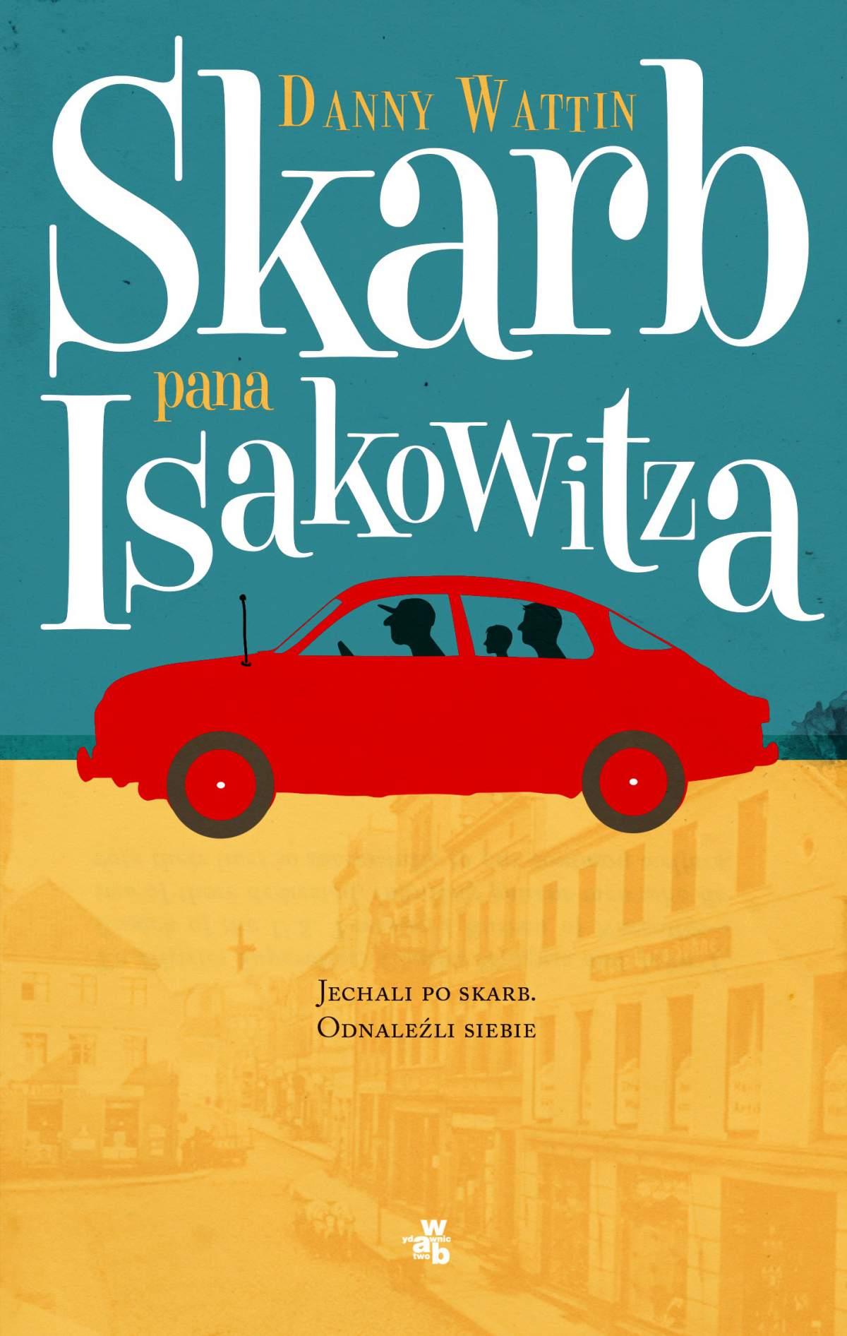 Skarb pana Isakowitza - Ebook (Książka na Kindle) do pobrania w formacie MOBI