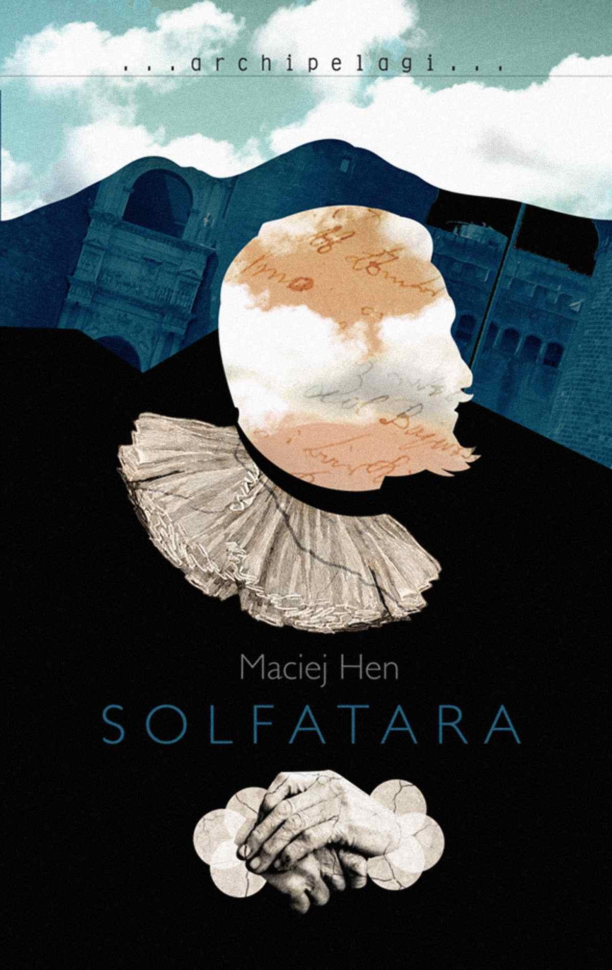 Solfatara - Ebook (Książka na Kindle) do pobrania w formacie MOBI