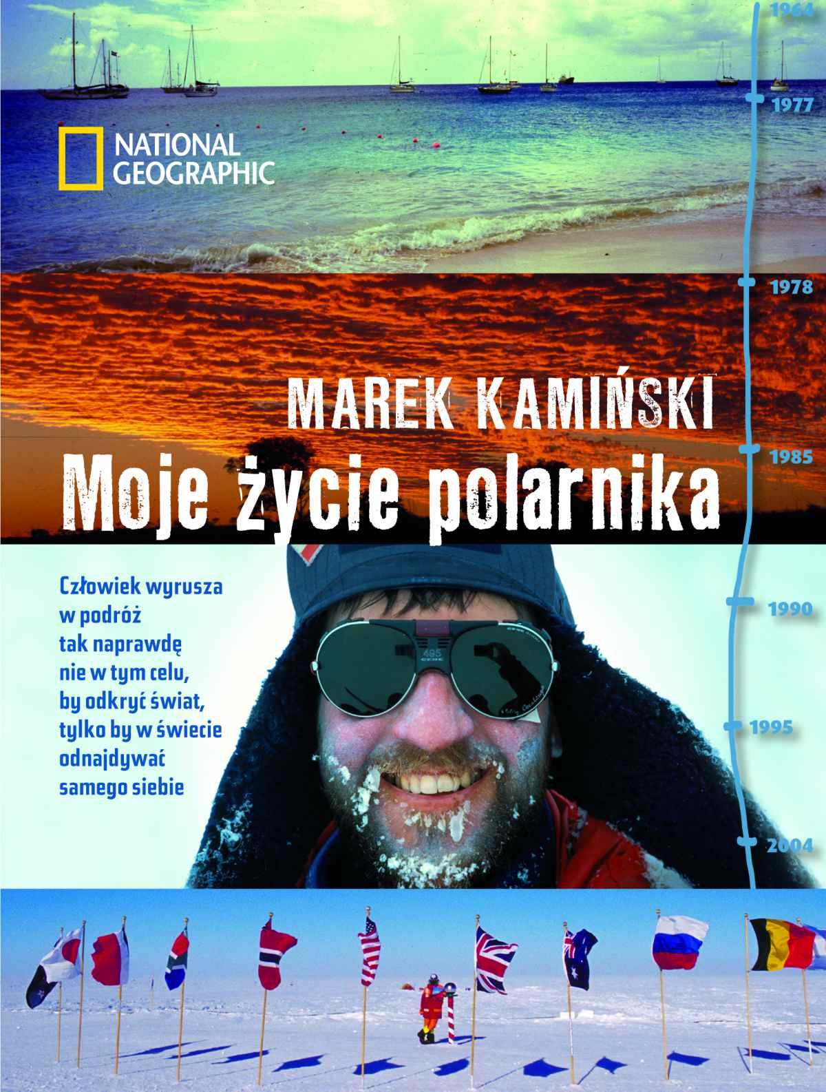 Moje życie polarnika - Ebook (Książka na Kindle) do pobrania w formacie MOBI