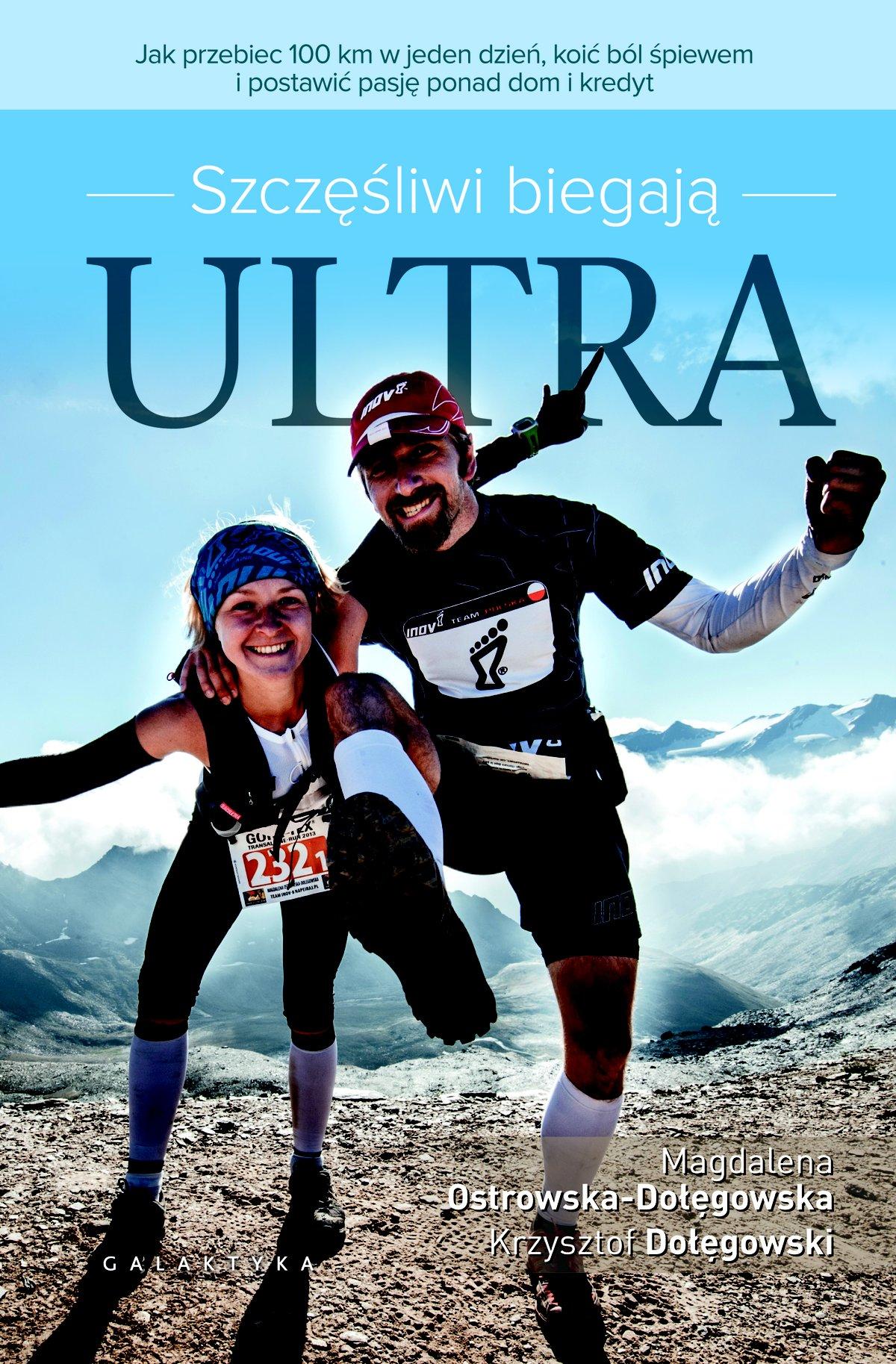 Szczęśliwi biegają ultra - Ebook (Książka EPUB) do pobrania w formacie EPUB