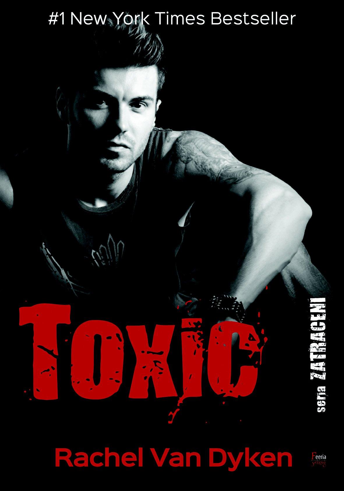 Toxic - Ebook (Książka EPUB) do pobrania w formacie EPUB