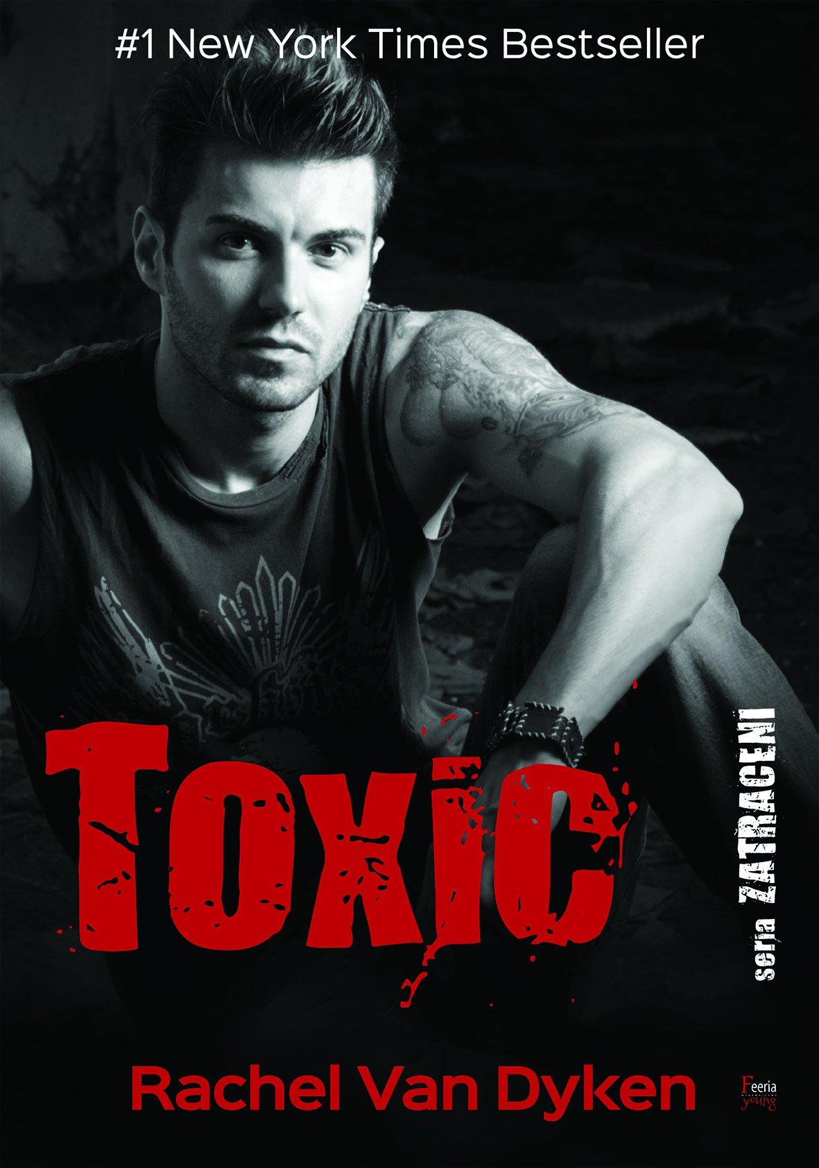 Toxic - Ebook (Książka na Kindle) do pobrania w formacie MOBI
