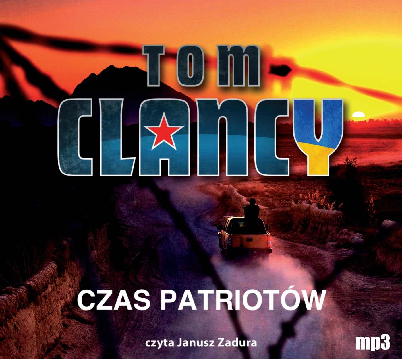 Czas patriotów - Audiobook (Książka audio MP3) do pobrania w całości w archiwum ZIP