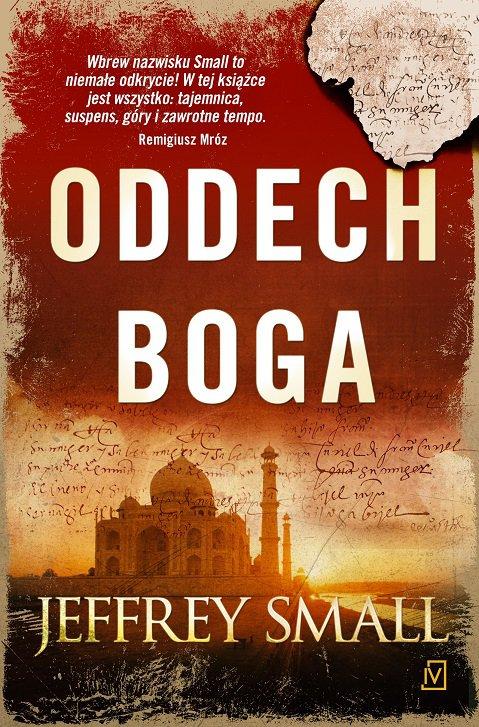 Oddech Boga - Ebook (Książka EPUB) do pobrania w formacie EPUB