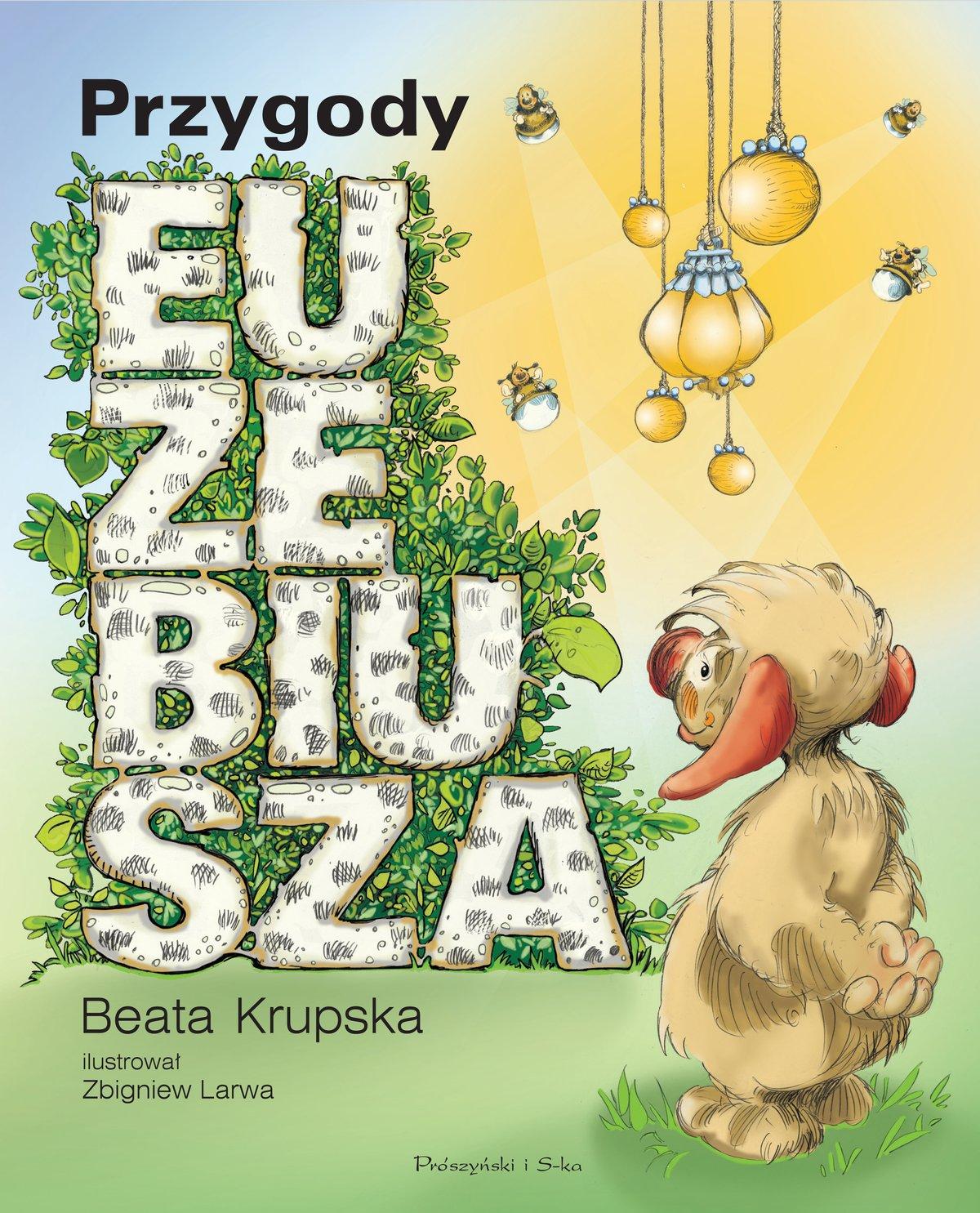 Przygody Euzebiusza - Ebook (Książka na Kindle) do pobrania w formacie MOBI
