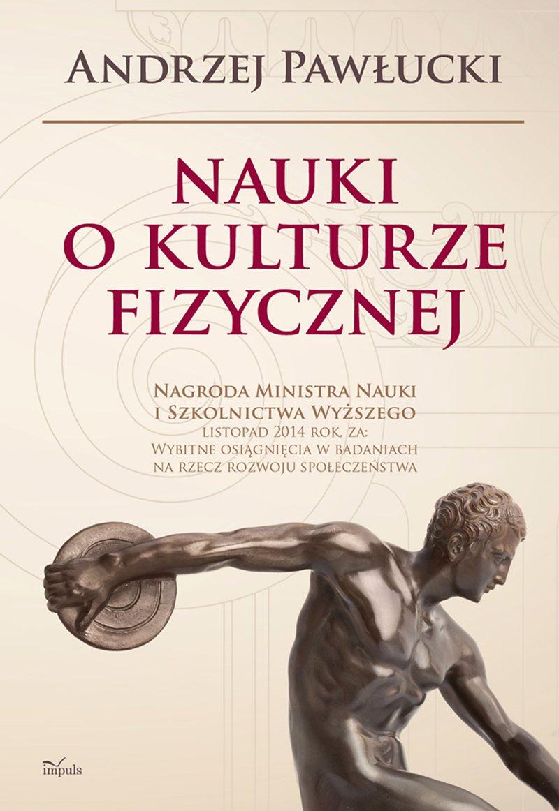 Nauki o kulturze fizycznej - Ebook (Książka EPUB) do pobrania w formacie EPUB