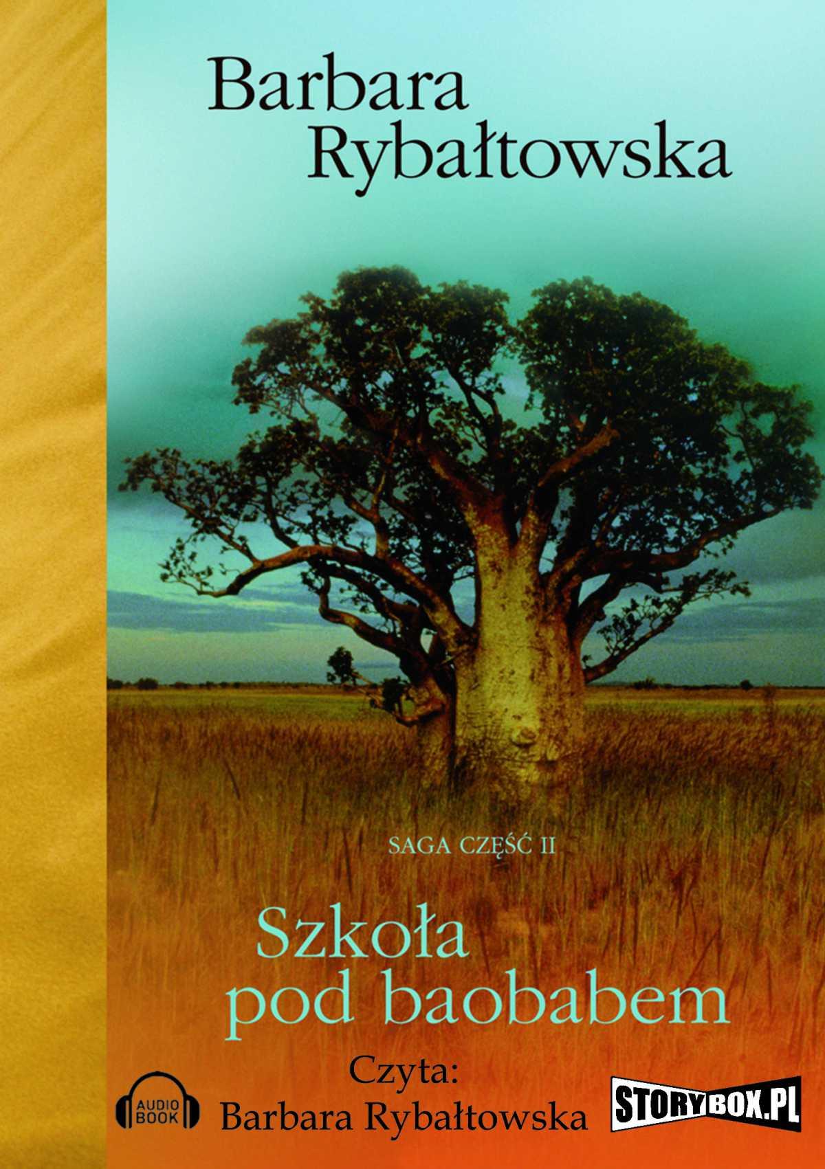 Szkoła pod Baobabem - Audiobook (Książka audio MP3) do pobrania w całości w archiwum ZIP