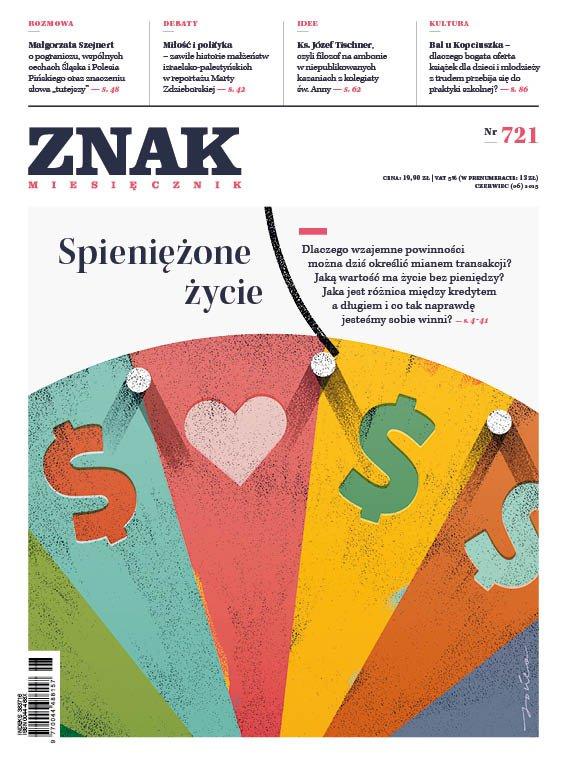 Miesięcznik Znak. Czerwiec 2015 - Ebook (Książka na Kindle) do pobrania w formacie MOBI