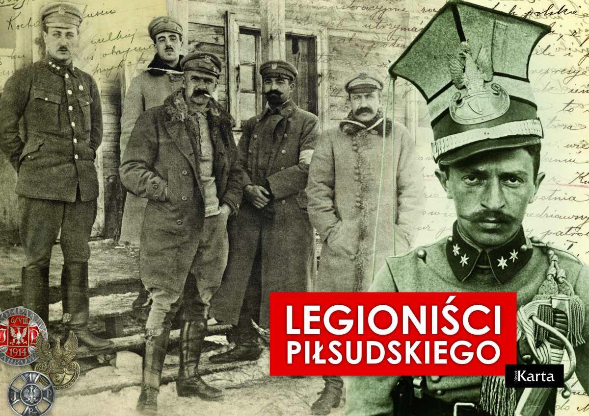Legioniści Piłsudskiego - Ebook (Książka EPUB) do pobrania w formacie EPUB